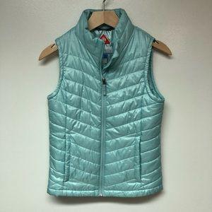 | Columbia | puffer vest. Size M.
